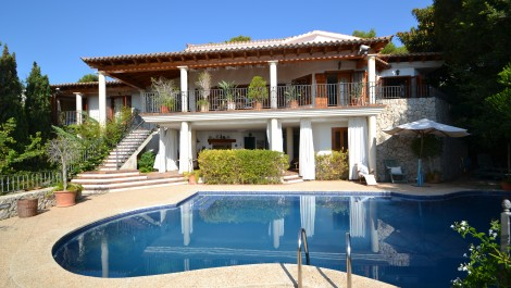 For Sale – Luxury Villa with Sea Views in Es Catala-Illetes