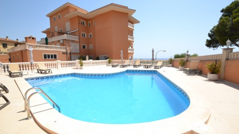 For Sale – Luxury Apartment for Sale in Bonanova Palma with Pool