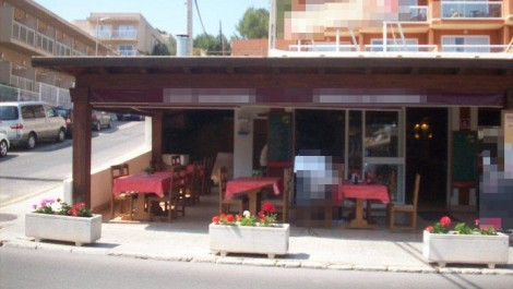 Restaurant for Sale in Paguera Mallorca – Freehold