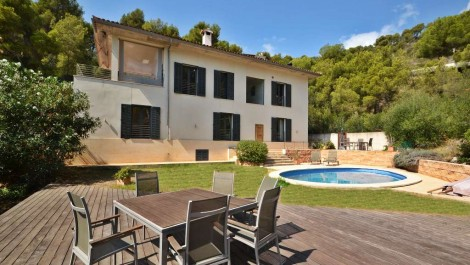 Villa for Sale in Portals Nous – Modern Build with Swimming Pool