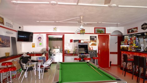 Cafeteria for Sale in Son Caliu (Palmanova) – Freehold