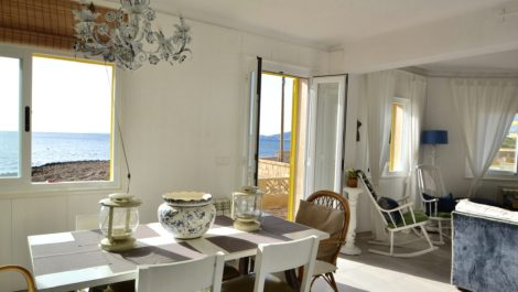 Ground Floor Apartment Front Line to the Sea in Palma Mallorca