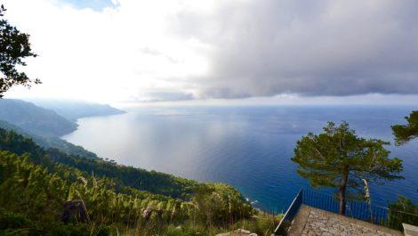 Luxury Villa for Sale in Valldemossa Sierra Tramuntana Mallorca with Sea Views