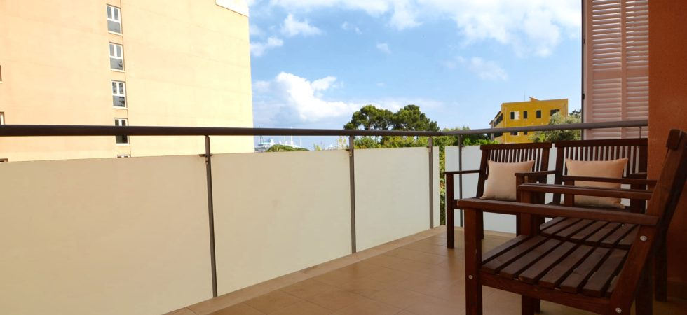 Three Bedroom Apartment for Rent in Nr. Paseo Maritimo Palma – Long Term