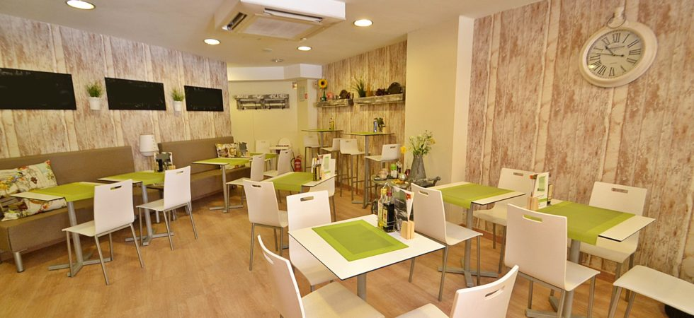 Cafe Restaurant for Sale in Palma Old City – Leasehold