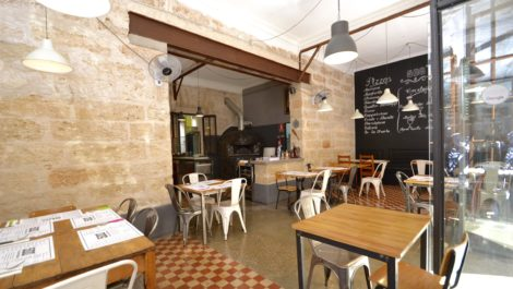 Pizzeria for Sale in Palma Mallorca – Leasehold