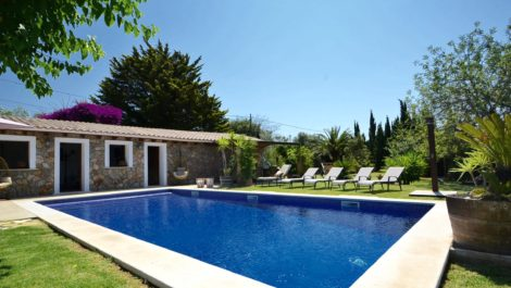 Luxury Mountain Finca in Esporles Mallorca For Sale