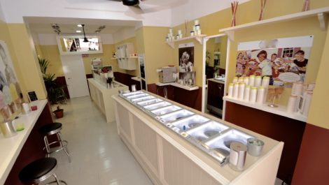 Ice Cream Parlour for Sale in Palma Old City – Leasehold