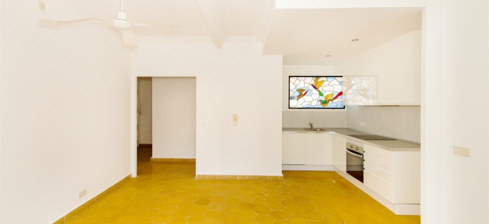Apartment for Sale in Palma Old Town – Refurbished Property