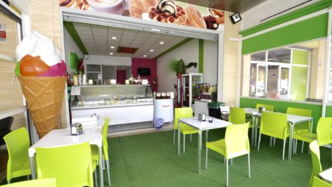 Ice Cream Parlor for Sale in Playa de Palma – Leasehold