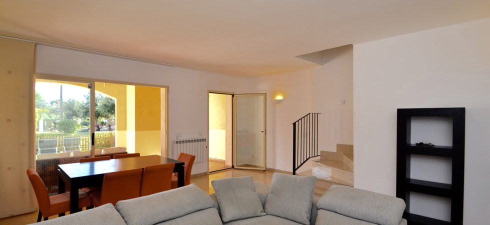 Luxury Duplex in Santa Ponsa Golf with Garden and Swimming Pool