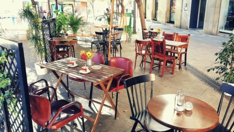 Cafe Bar for Sale in Palma City Centre – Leasehold