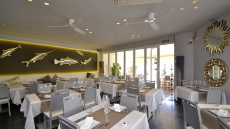 Restaurant for Sale in Portals Nous – Leasehold – Price Reduced!