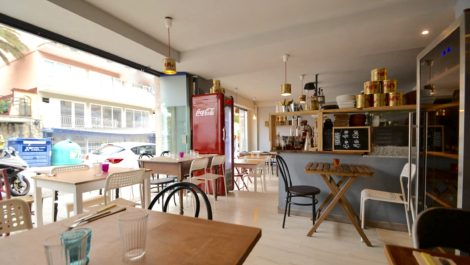 Restaurant with Wood Burning Oven in Palma Mallorca
