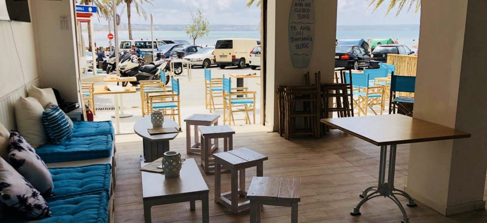 Beach Bar for Sale in Can Pastilla Palma – Leasehold – Price Reduced!