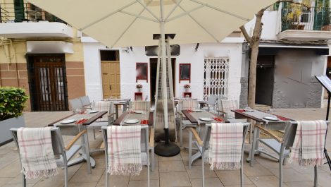 Restaurant for Sale in Santa Catalina Palma