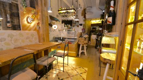 Cafeteria & Take Away in busy location in Palma Shopping District
