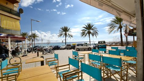 Beach Bar and Restaurant for Sale in Can Pastilla Palma – Leasehold