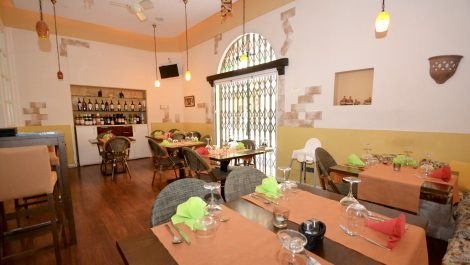 Restaurant for Sale in Palma Old Town – Leasehold