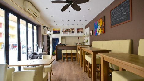 Bar Cafeteria for Sale in San Agustin – Leasehold
