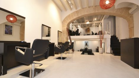 Hair Salon for Sale Palma Mallorca Old Town – Leasehold