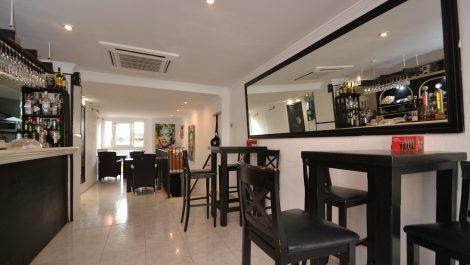 Bar Cafeteria for Sale in San Agustin, Mallorca – Leasehold