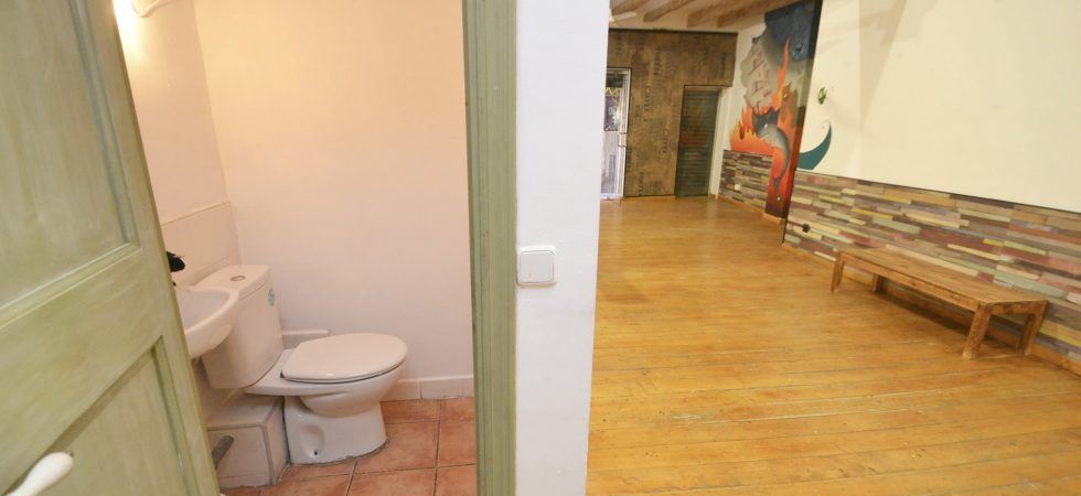 Commercial Premises for Sale in Palma Old Town – Freehold