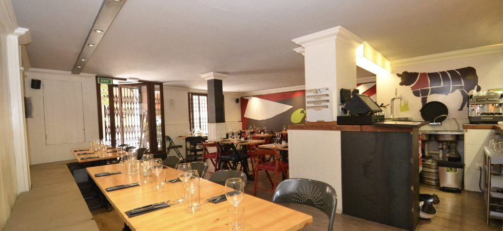 Restaurant for Sale in La Lonja, Old Town Palma Mallorca – Leasehold