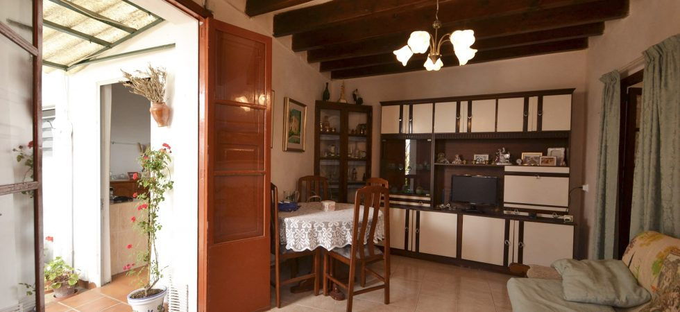 Property for Sale in El Jonquet Palma – Outstanding Front Line Location – Price Reduced!