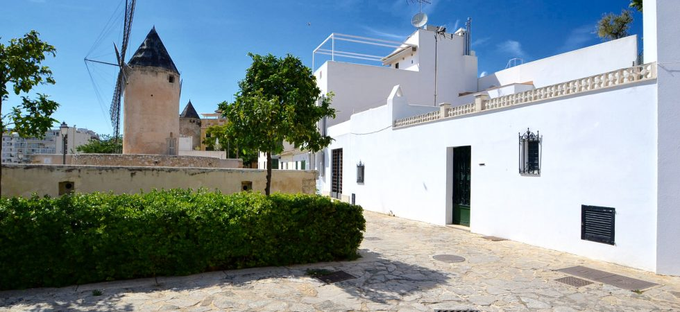 Property for Sale in El Jonquet Palma – Outstanding Front Line Location!