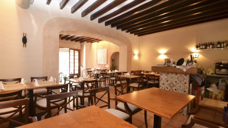 Restaurant for Sale in Santa Catalina Palma Mallorca – Leasehold