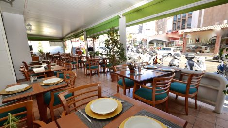 Restaurant for Sale in Cala Major – Leasehold