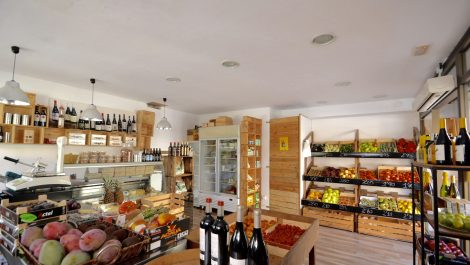 Retail Shop in Molinar Palma Mallorca – Leasehold