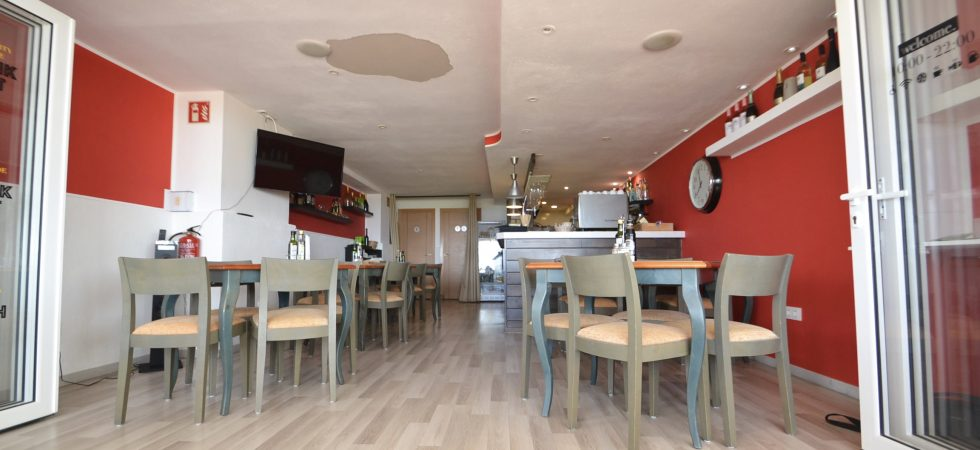 Beach Front Bar Cafeteria in Playa de Palma – Leasehold