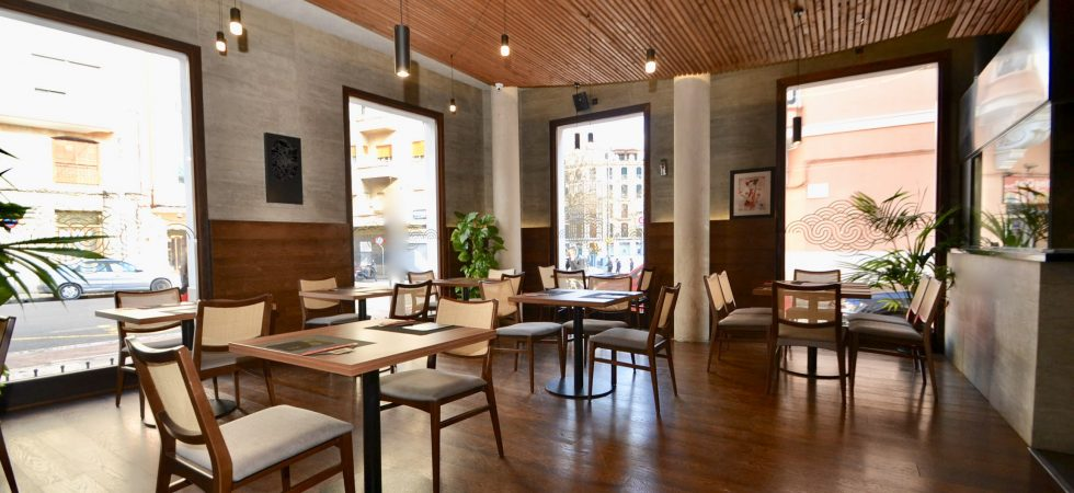 Restaurant for sale in City Palma Mallorca – Leasehold (Traspaso) – Price Reduced!