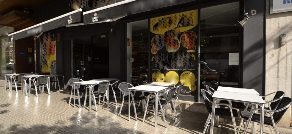 Restaurant in Palma City Centre – Leasehold (Traspaso)