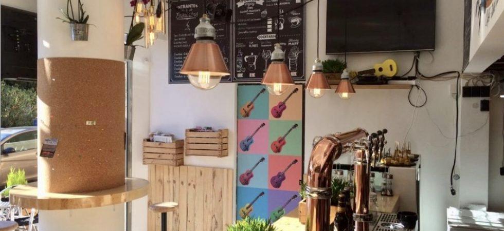 Bar with Terrace in Palma Mallorca – Leasehold (Traspaso)