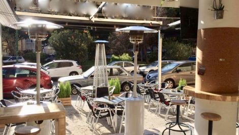 Bar with Terrace in Palma Mallorca – Leasehold (Traspaso)