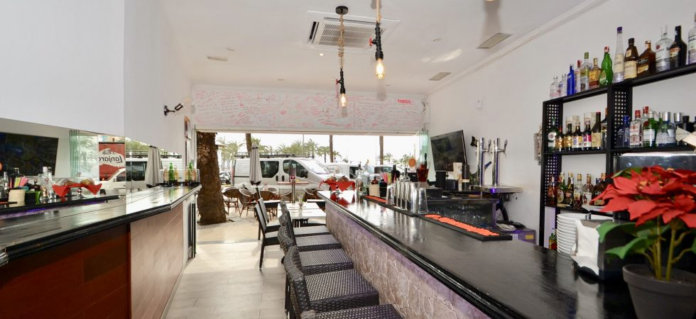 Bar Cafeteria in Palma Mallorca – Leasehold (Traspaso)