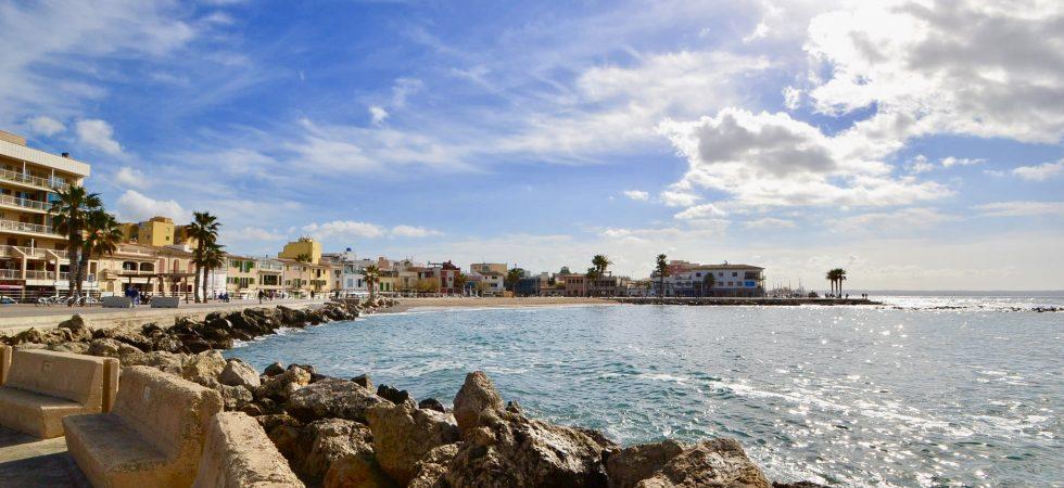 Apartment Front Line Portixol Palma Mallorca – Long Term Rental