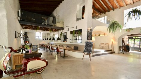 Restaurant in Sierra Tramuntana Mallorca – Leasehold (Traspaso)