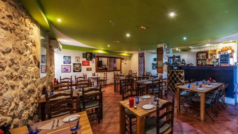 Restaurant for Sale in Marratxi – Leasehold (Traspaso)