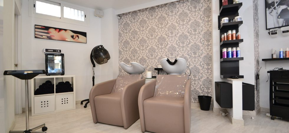 Hair & Beauty Salon – Leasehold (Traspaso)
