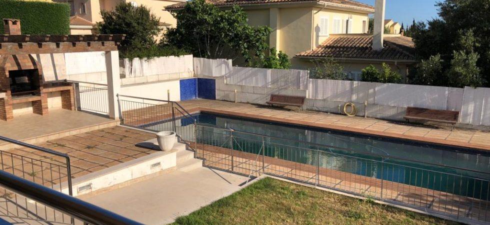 Five Bedroom Villa in Marratxi with Swimming Pool – Long Term Rental