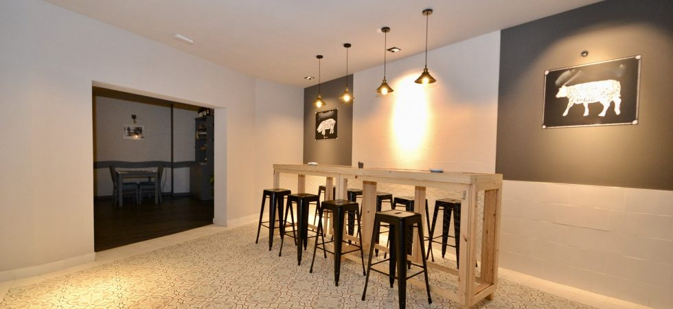 Restaurante for Sale in Palma Mallorca – Leasehold (Traspaso)