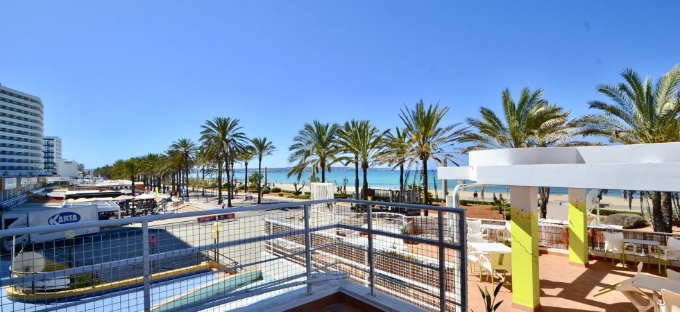 Beach Club in Playa de Palma – Leasehold (Traspaso)