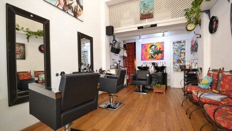 Hairdresser for Sale in Santa Catalina – Leasehold (Traspaso)