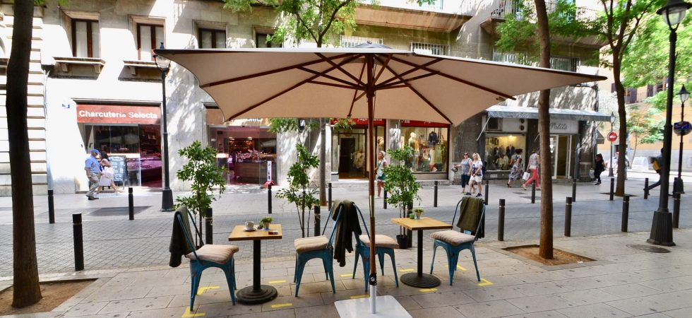 Bar Cafeteria in the heart of Palma Old Town – Leasehold