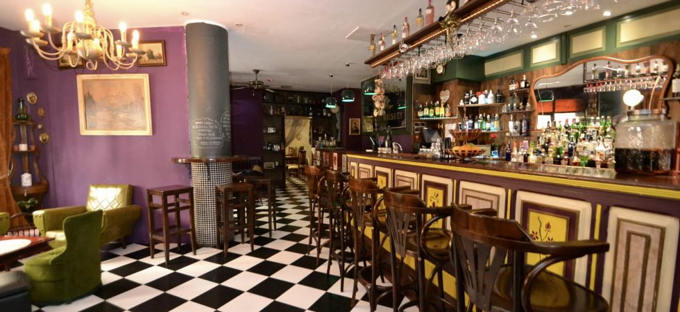 Bar for Sale in Old Town Palma – Leasehold (Traspaso)