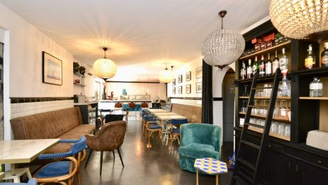 Restaurant for Sale in Santa Catalina with Terrace – Leasehold (Traspaso)